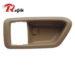 For Toyota Camry Inside Interior Beige Front Rear Left Door Handle Cover 97-01