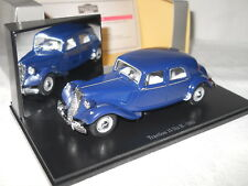 Citroën Traction 15/6 15 six H 1955 - 1/43 Norev