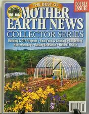 The Best of Mother Earth News Collectors Series 2016 Real Food FREE SHIPPING sb