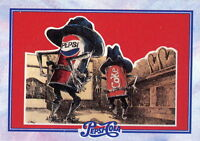 PEPSI COLA SERIES 2 1995 DART PROMO CARD P5