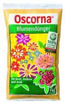 OSCORNA Blumendünger 1 kg NPK 6-9-0,5
