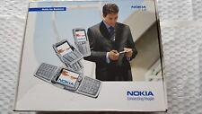 Nokia E70 - Black (Unlocked) Smartphone