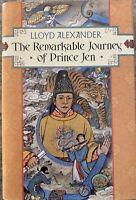 THE REMARKABLE JOURNEY OF PRINCE JEN Lloyd Alexander 1991 1st Ed HC DJ NEW