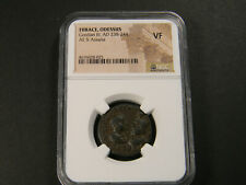 AD 238-244 Roman Thrace Odessus 5 Assaria Gordian lll  NGC Ch F