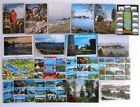 18 x BODENSEE Ansichtskarten Lot ua. Meersburg Langenargen Kressbronn Wasserburg