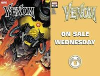 Marvel Comics Venom #26 Stegman Main+Variant NM 7/15/2020