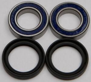 All Balls Front Wheel Bearing Seal Kit Suzuki RMZ Wheel Bearing/Seal Kit 25-1482