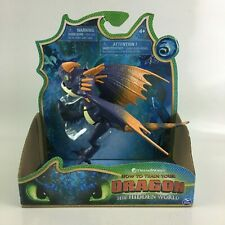 How to Train Your Dragon 3 Hidden World 2019 Deadly Nadder Action Figure NEW