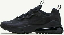 Nike Air Max 270 React Triple Black BQ0103 004 Running Shoes 6 Y. (7.5 Women's)