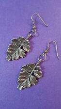 Hook Drop/Dangle Tibetan Silver Fashion Earrings