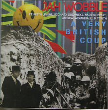 Jah Wobble - A Very British Coup - 12 Inch Vinyl - NEW