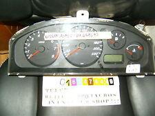 TACHIMETRO Strumento Combinato NISSAN PRIMERA bm1464 SPEEDOMETER CLUSTER clock cabina di pilotaggio