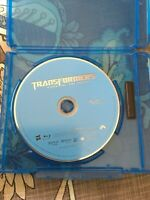 Transformers: Dark of the Moon Blu-ray like new disc
