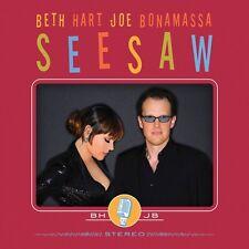 Beth Hart, Beth Hart & Joe Bonamassa - Seesaw [New CD]
