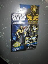 Hasbro Star Wars - The Clone Wars - Savage Opress (Galactic Battle card) (CW55)