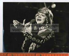 STARS: Daisy DOOR - Sängerin - 2 OriginalFotografien - Foto: Ingo BARTH BERLIN