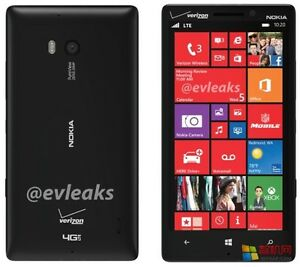 "Nokia Lumia Icon 929 32GB 4G LTE 20MP 5.0"" Original Smartphone Unlocked Verizon"