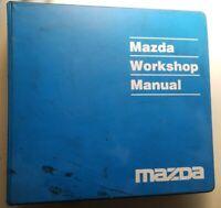 1997 Mazda Miata MX-5 MX5 Service Repair Shop Workshop Manual FACTORY OEM