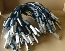 Lot of 8 X6530-R6 Netapp Molex Cable 112-00084 SFP TO SFP CABLE 0.5M