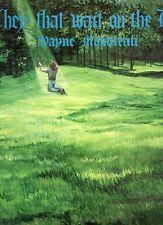Wayne Monbleau Lp They That Wait on the Lord - New England Xian Folk - HEAR