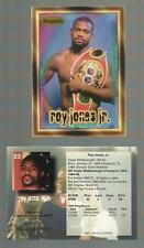 1996 RINGSIDE ROY JONES JR. BOXING CARD #23 FREE SHIPPING