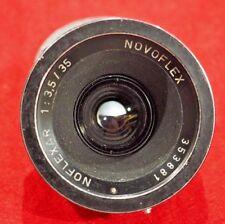 NOVOFLEX Noflexar Macro 35mm F3-5 in M42 Screw Mount UV Photography Lens