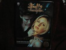Buffy the Vampire Slayer official TV Watchers Guide Book Golden &Holder PB 1998
