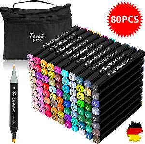 Copic Marker Lackmarker Stifte Farbe Set Twin Tip Graphic Alkohol Skizzenstift