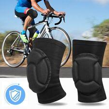 2Pcs Knee Pads Comfort Leg Protectors Brace Sports Construction Work Safety NEW