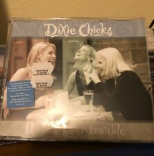Dixie Chicks There's Your Trouble 3-song CD Single - Made in England - MINT!!
