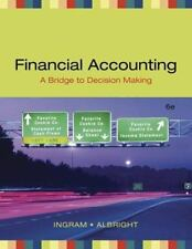 Financial Accounting: A Bridge to Decision Making Hardcover Textbook