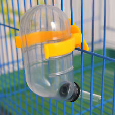Hamster Water Bottle Holder Dispenser With Clip Cage Hanger  for Small Animal SH