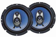 PYLE PL63BL 3-wege-koaxial 360W ALTOPARLANTE 16,5cm/165mm blu USA