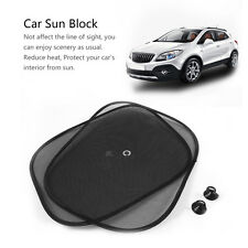 Foldable SUV Car Window Sunshade Sun Visor Suction Cup Lightweight Anti UV Cover