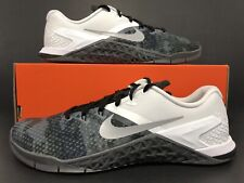 wholesale dealer b433c d75d9 Nike Metcon 4 XD Training Shoes Black Wolf Grey BV1636-012 Men s Sz 9.5