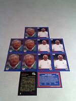 *****John Gregory*****  Lot of 20 cards.....3 DIFFERENT / Football / CFL