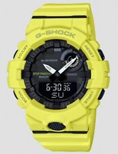 Casio G-Shock * GBA800-9A G-Squad Step Tracker Smart Watch Neon Yellow