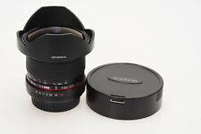 Rokinon Manual Focus 8mm f3.5 CS II Fish-Eye Lens 8/3.5 Canon EF            #877