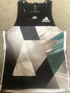 Mens Adidas Running Vest Size Medium