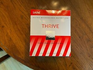 THRIVE Le-Vel - LIFESTYLE MIX Shakes 16 PACKETS - Candy Cane 8 Packets Pumpkin