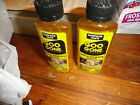 2 goo gone 2oz solvent handy small portable size sticker adhesive gum removal  photo