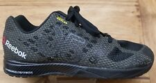 Reebok Crossfit Nano 5.0 Shoes Mens Sz 8 Kevlar Metasplit Training Workout NWOT
