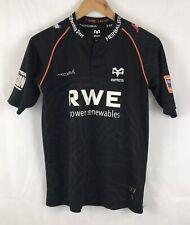 4ab99283bd2 Neath Swansea Ospreys Kooga Rugby Shirt Black L Large Youth Boys 2013/14