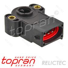 Throttle Position Sensor TPS Ford:ESCORT VII 7,VI 6,FIESTA IV 4,KA,PUMA,III 3
