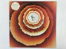 STEVIE WONDER SONGS IN THE KEY OF LIFE MOTOWN VIP-6364 Japan VINYL Double LP