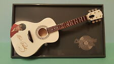 "Sammlung Guitars of the Stars ""Elvis Presley-Acoustic"" mit Ständer17cm Neu&OVP*1"