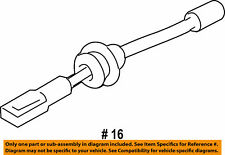 GENUINE FORD Parking Brake Shoes Cable Extension 3W1Z-2A815-AA 03-11 9W1Z2A815A