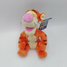 "Gund Tigger Stuffed Plush Animal Pooh 100 Acre Collection 9"" Orange"