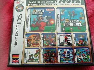 """Nintendo Ds Spiel """"Super Mario bros""""."""