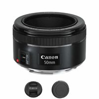 Canon EF 50mm f/1.8 STM Lens For Canon DSLR Cameras - BRAND NEW